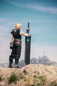 Final Fantasy VII - Beginning by ithili3n