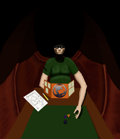 The Dungeon Master by Songwind