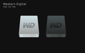 Western Digital for macOS by octaviotti