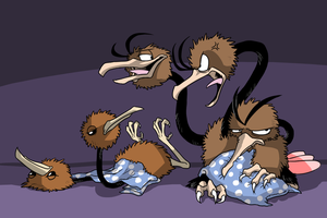 The Doduo Family