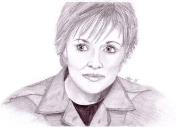 Samantha Carter by Down-Incognito