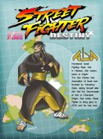street fighter jam- Aba by spicemaster