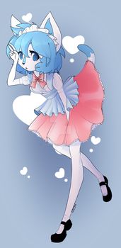 Snoh Maid Dress Practice by Snohy