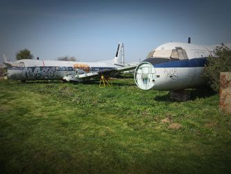 Abandoned Planes by MOxC