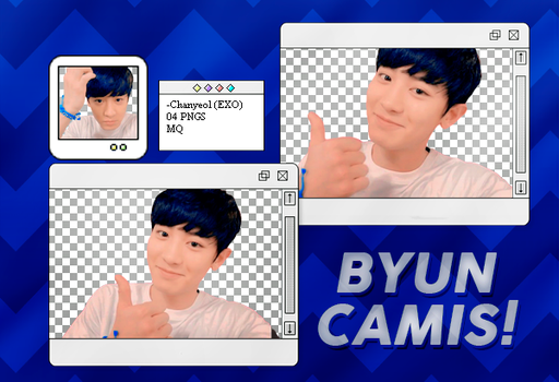 [PNG PACK #207] CHANYEOL SPAO SUMMER LIFE (EXO) by fairyixing