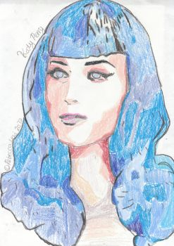 Katy Perry by MsBecca445