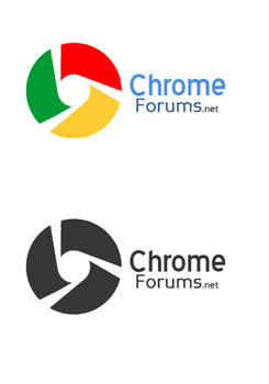 Chrome-Forums.net Logo by omega-x2