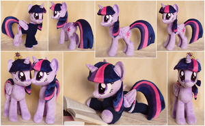 Plushie Twilight Club by ButtercupBabyPPG