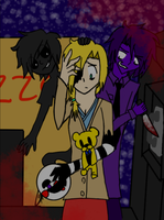 Fnaf 2: It's been so long by timelord231