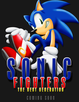 Sonic Fighters Preview by ARTic-Weather