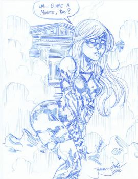 SKETCH Empowered part 2 by thejeremydale