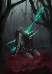 Kalista - Betrayed by cheesewoo