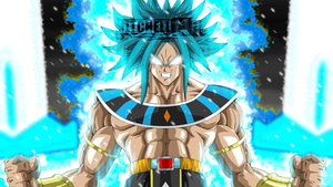 Trunks - The Strongest God of Destruction by Mitchell1406