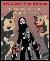Hamsters of the Inquisition by Alex-Claw