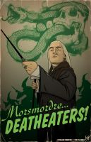 Morsmordre... Deatheaters! by Kyohazard