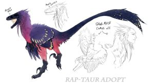 Rap-Taur/auction/adopt/CLOSED by Tytoz