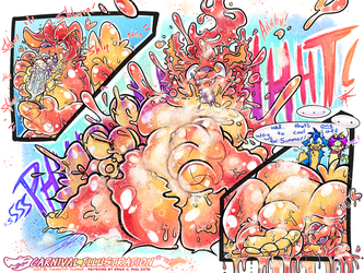 Sweet Summer 'Splosion Spasms! by carnival