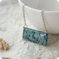Spring branches necklace by BeautySpotCrafts