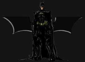 The Dark Knight by LORDNEPHALIM