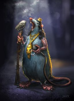 King Rat by bocho