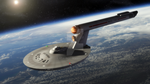 U.S.S. ONTARIO.. Diplomatic Courier by StalinDC