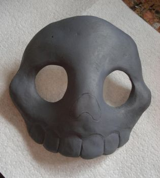 Killinger mask DIY by missmonster