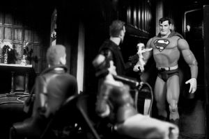 The Adventures Of Superman by Batced