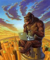 King Kong Blogs final by jasonedmiston