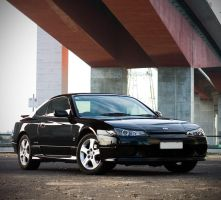 S15 under the Bolte 1 by aaronactive