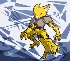 Abra by MajMajor