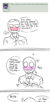 FNAF - Mike - Question #13 by TimelessUniverse