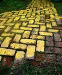 Dorothy and Yellow Brick Road by UntouchableDesign