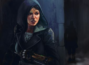 Evie [AC Syndicate - Jack The Ripper] by Layerx3