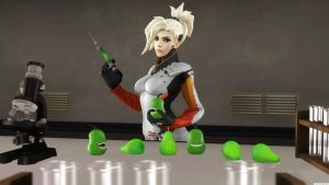 Mercy new experiment by 11819514113124