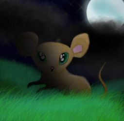 Midnight Mouse by Kechrone