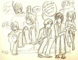 movie night: deathnote style. by happysmiles013