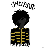 Unafraid :p by CheeseOnToastGurl