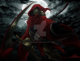 Specter Knight by Boomsheika