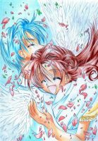 Angels of love by LightAngelSky