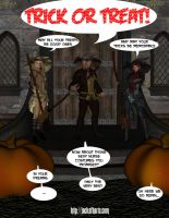 Trick or Treat by MedronPryde