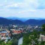 View from Schlossberg by nviki89
