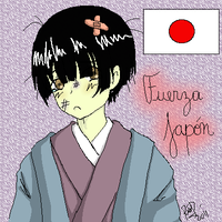 Stay Strong, Japan by Roxabelle