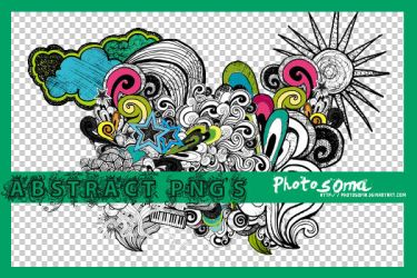 Abstract PNG's by photosoma