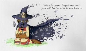 We will never forget you... by BubbleGumPlayer133