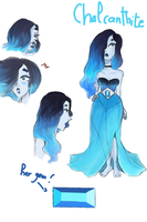 Gemsona : Chalcanthite! by alicegirlbakugan