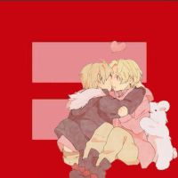AmeiCan Red Equal Sign by CountessSana