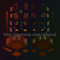Gumroad: Witch Shack (Builder's Pack) by Alluvial