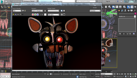 Molten Foxy - WIP by GamesProduction