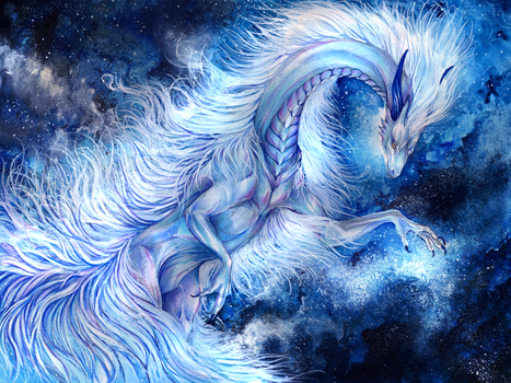 Dragon of Good Dreams by Isvoc