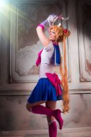 Sailor Moon by Moonychka